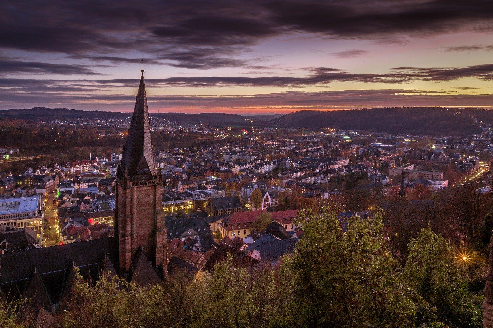 Marburg-skyline