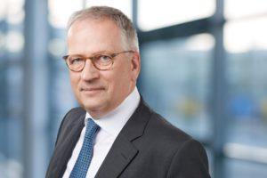 Dr Uwe Ganzer Portrait